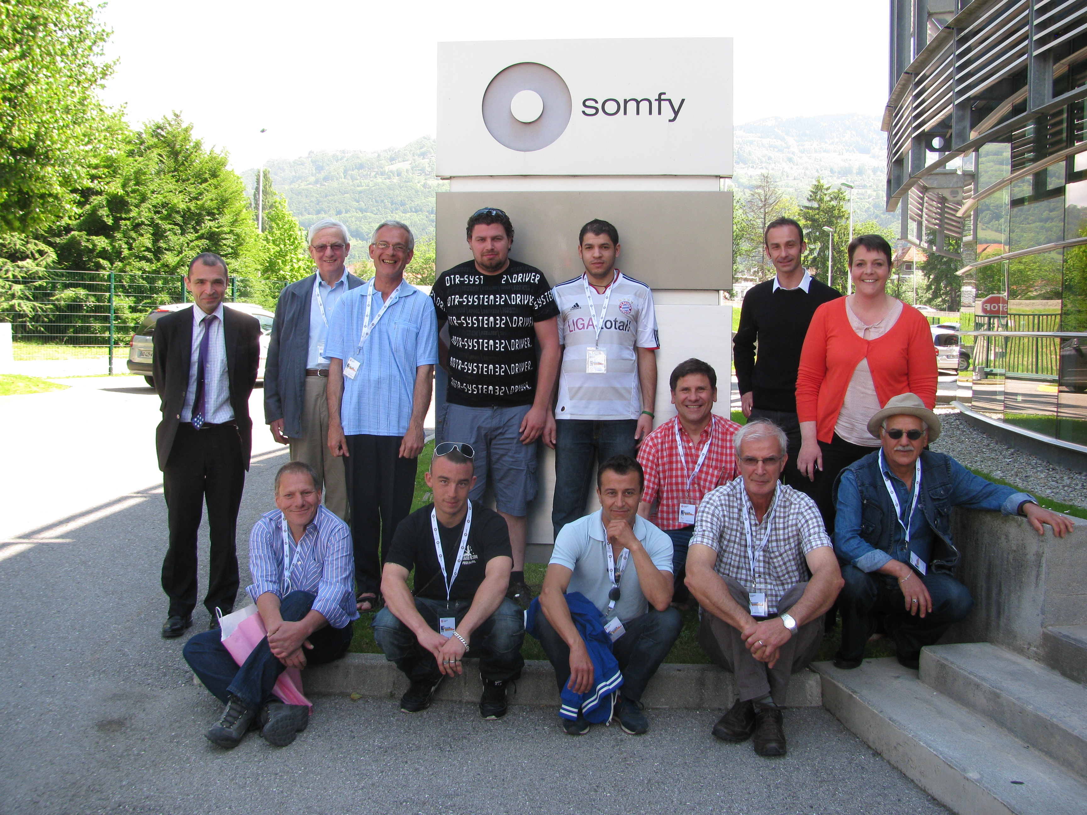Fondation somfy for Clair logis troyes